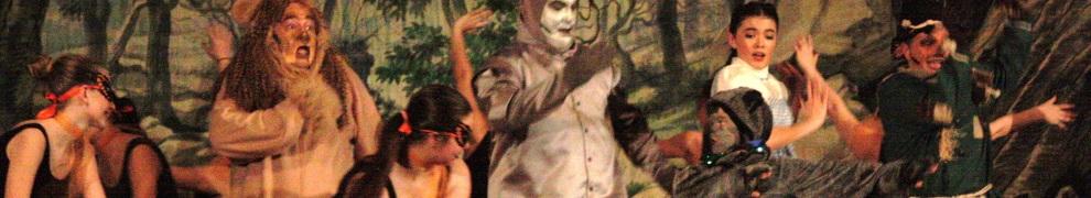 Wizard of Oz - The Jitterbug