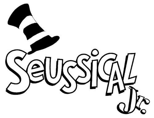 Suessical Jr Logo