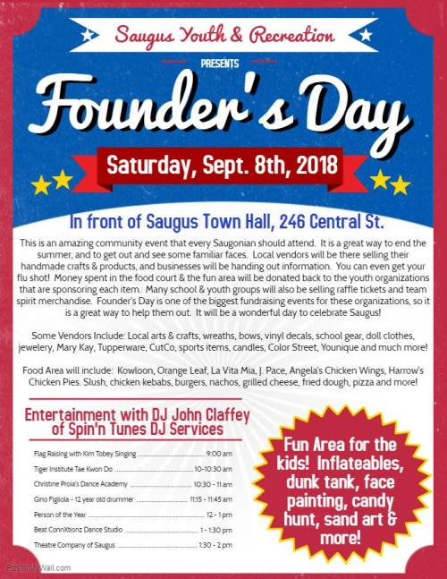 SaugusFoundersDay2018